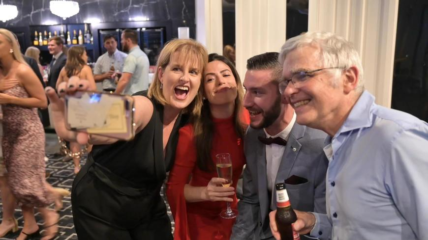 Arcadis Christmas Party 2019 - EventPhotoVideo.com.au