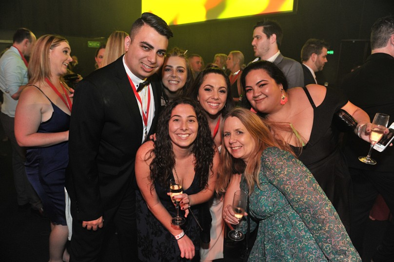 Flight Centre NSWonder Ball 2018 - Corporate Photographer Sydney - https://eventphotovideo.com.au