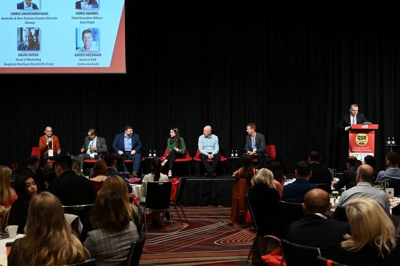 QSR Media Sandhurst Conference and Awards - eventphotovideo.com.au