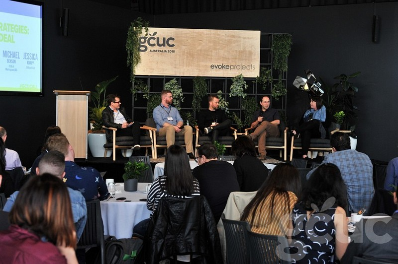GCUC Australia - Conference Photography - https://eventphotovideo.com.au