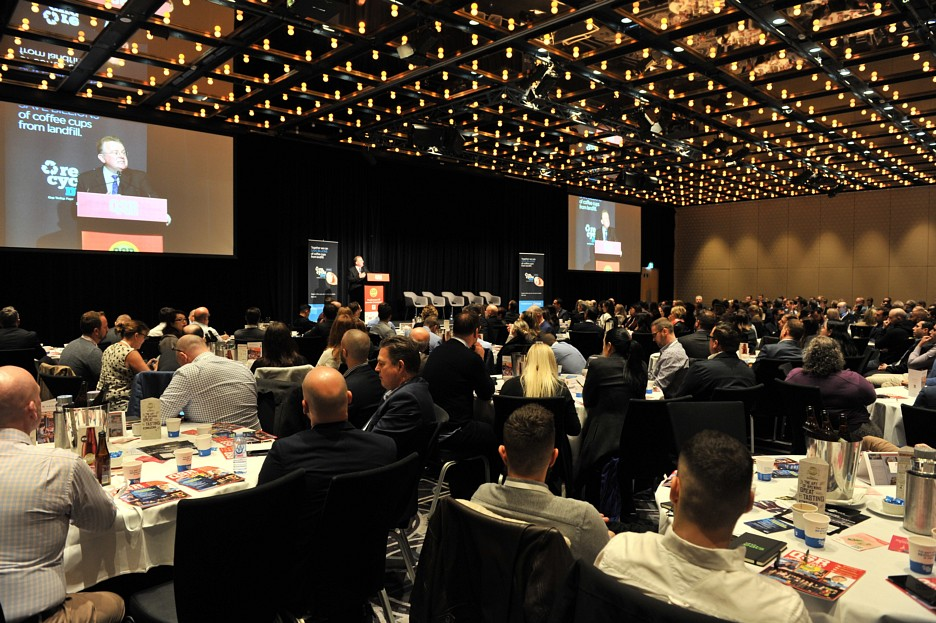 QSR Media Detpak Conference 2018 - Corporate Photographer - https://eventphotovideo.com.au