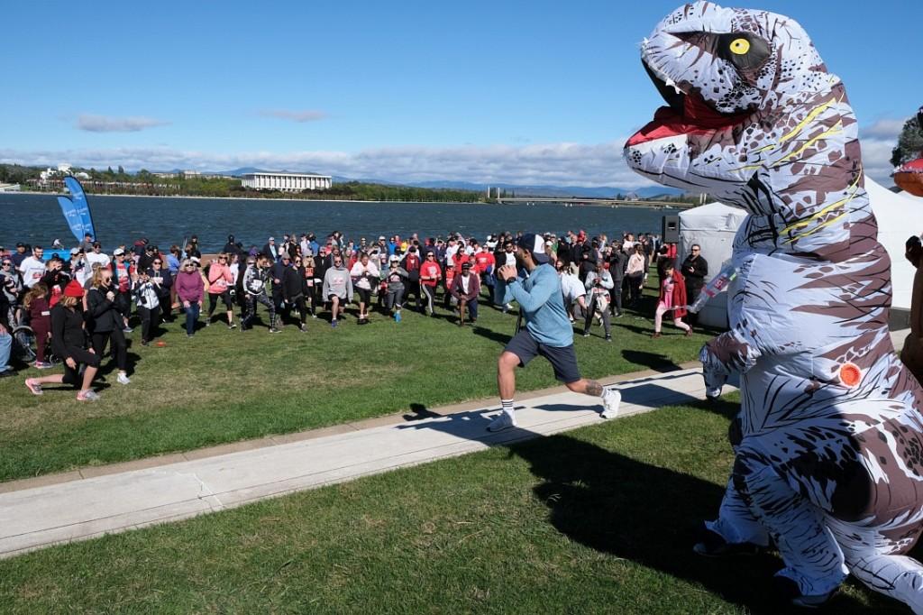 MS Walk Fun Run Canberra - www.eventphotovideo.com.au