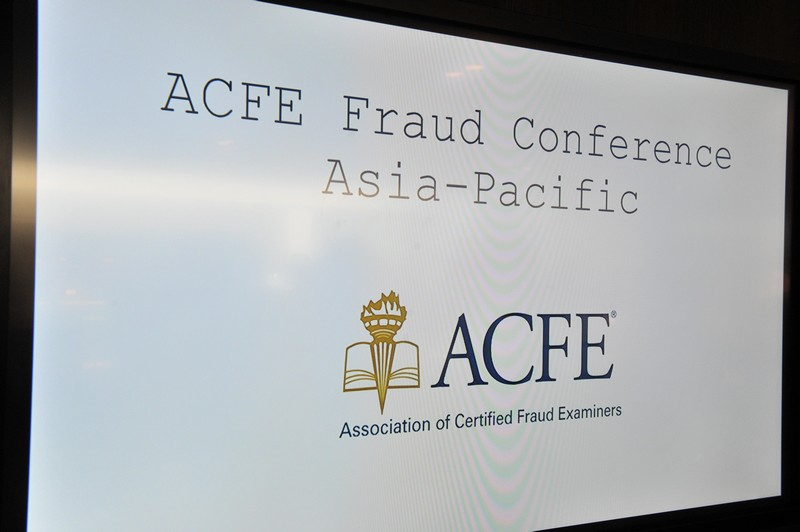 ACFE Fraud Conference Asia-Pacific 2018 Event Photography - https://eventphotovideo.com.au