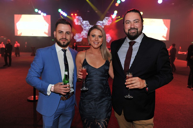 Flight Centre NSWonder Ball 2018 - Corporate Photographer - https://eventphotovideo.com.au