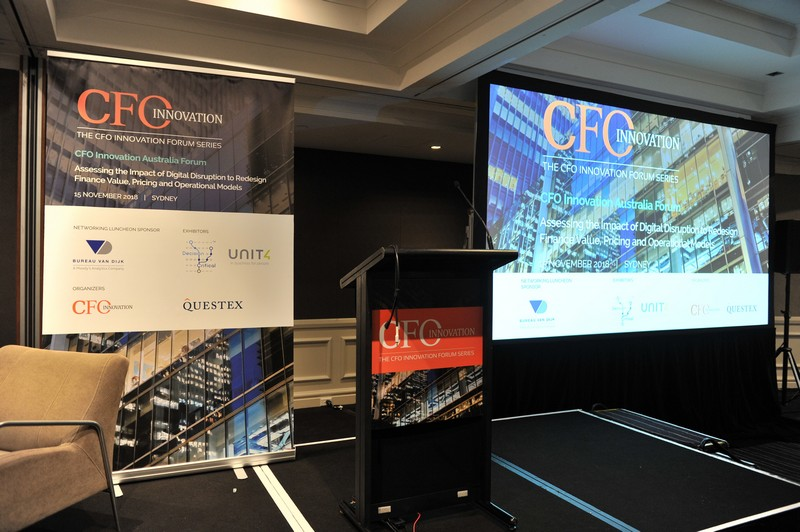 CFO Innovation Australia Forum 2019 Event Photography - eventphotovideo.com.au