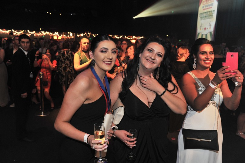 Flight Centre NSWonder Ball 2018 - Corporate Photography - https://eventphotovideo.com.au